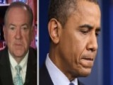 Huckabee: Why Didn't Obama WH Sound Alar 00000010 M On Russia Hack 00004000 Ing?