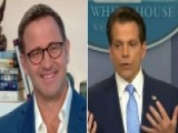 Has The WH Press Corps Met Its Match In Scaramucci?