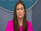 Huckabee Sanders: All White House Staff Will Report To Kelly