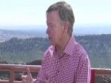 Hickenlooper Talks His Approach To Governing Colorado