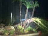 Hurricane Harvey Rips Through Texas Coastline