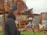 Hurricane Harvey Does Major Damage In Rockport, Texas