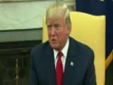 Harvey Response, North Korea Threat On White House Docket