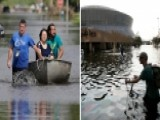 Hurricane Harvey Hits Louisiana 12 Years After Katrina