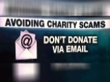 How To Avoid Post-Harvey Charity Scams