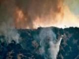 Hundreds Evacuate Homes To Escape Los Angeles Area Fire