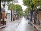 Hurricane Irma's Wind, Rain Lash The Florida Keys