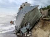 Hurricane Irma Erases Beaches, Homes Near Jacksonville