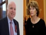 Health Care Vote Could Come Down To McCain, Murkowski