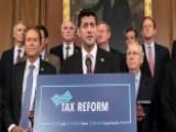 House Republicans Unveil Tax Reform Framework
