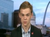 High Schooler Is Second Teen To Join Kansas Governor's Race
