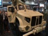High-tech Military Vehicles On Display At AUSA 2017