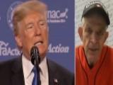 Houston's 'Mattress Mack' Reacts To Praise From Trump