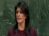 Haley: 'The US Will Remember This Day'
