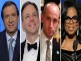 Howard Kurtz On Stephen Miller Vs CNN, Oprah 2020 Buzz