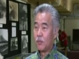 Hawaii Governor: Error Was Made In Emergency Management