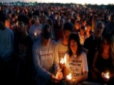 Hundreds Attend Vigil For Victims Of Deadly School Shooting