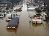 Heavy Rains, Rapid Snowmelt Floods Huge Swath Of The Midwe 00006000 St