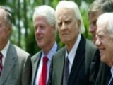 Historian: Billy Graham Had Major Impact On Bill Clinton