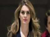 Hope Hicks Reveals One Of Her Email Accounts Was Hacked