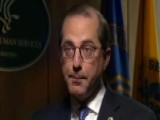 HHS Secretary Alex Azar Talks Improving Health Care