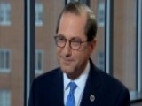 HHS Secretary Alex Azar On Fight To End Opioid Crisis