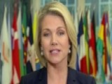 Heather Nauert On Trump Administration's Syria Strategy