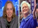 Historian On Barbara Bush Funeral, First Lady Camaraderie