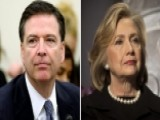 House Republicans Call For Investigation Of Comey, Clinton