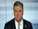 Hannity: Legal Jeopardy Doesn't Stop Comey From Living It Up