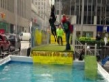 High-flying Dogs Make A Splash On 'Fox & Friends'
