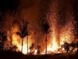 Hawaii Eruption Destroys 26 Homes