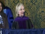 Hillary Clinton Speaks At Yale Class Day