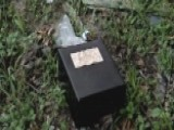 Houston Woman Finds Human Ashes On The Side Of The Road