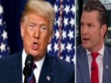 Hegseth: Trump Must Remove Nukes Before Any Sanction Relief