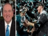 Huckabee On Eagles Event: Trump Shouldn't Have Canceled