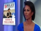 Harris Faulkner Talks New Book, Growing Up In Military Home