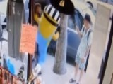 Handicapped Blind Man In Minion Costume Attacked In Florida