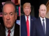 Huckabee: Putin Wants To Show He's Equal To The US