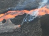 Hawaiian Officials Try To Find Safe Volcano Viewing Areas