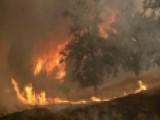 Heat And Erratic Winds Still Pose Danger In California