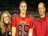 Hazing Victim's Family Turning Tragedy Into Hope