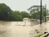 Hawaii Preparing For Rain, Flooding From Hurricane Lane