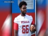 High School Football Player Dies After Collapsing Mid-game