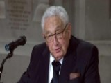 Henry Kissinger: World Will Be Lonelier Without John McCain