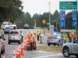 Highway Crews In South Carolina Work To Evacuate State