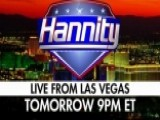 Hannity To Inverview President Trump In Las Vegas