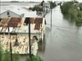 Hurricane Michael Floods Apalachicola, Florida