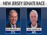 Hugin Cutting Into Menendez's Lead In NJ Senate Race