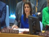 Haley Rips Iran's 'crony Terrorism,' Use Of Child Soldiers